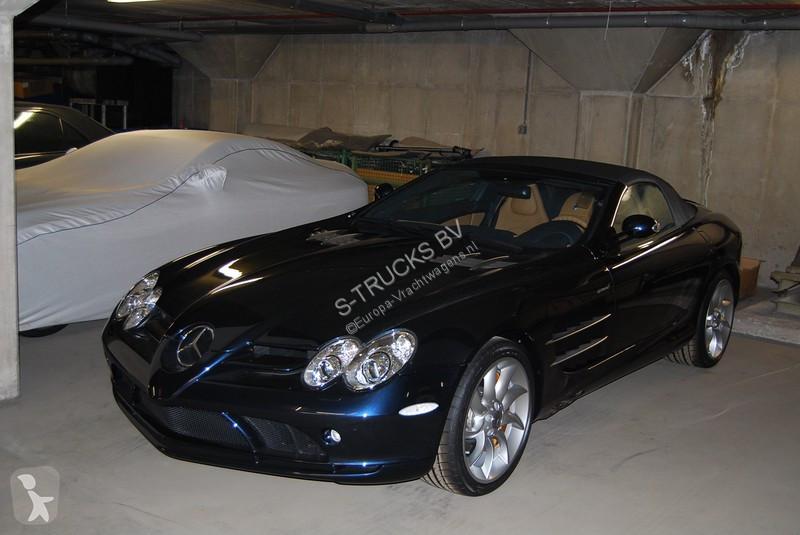 Voir les photos Véhicule utilitaire Mercedes SLR MC Laren Roadster