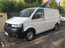 Volkswagen positive trailer body refrigerated van T5 2.0 TDI