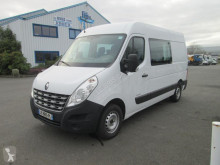 Renault Master DCI 125 fourgon utilitaire occasion