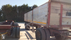 Usato trailer used tipper