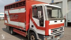 Iveco DA IMMATRICOLARE truck used livestock trailer