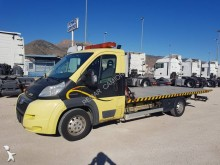 Peugeot Boxer used tow