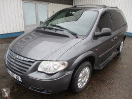 Chrysler Voyager 2.8 CRDI SE , Aut. , Airco, 7 Pers. tweedehands personenwagen MPV