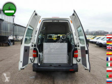 Volkswagen T5 Transporter 1,9l TDI Lang Hochdach KLIMA Behi used combi