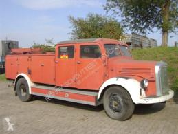 Camion pompieri Mercedes - L3500/42 TLP 15 L3500/42 TLP 15 Feuerwehr Löschwagen
