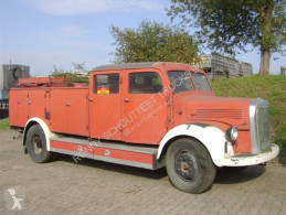 Camión Mercedes - L3500/42 TLP 15 L3500/42 TLP 15 Feuerwehr Löschwagen bomberos usado