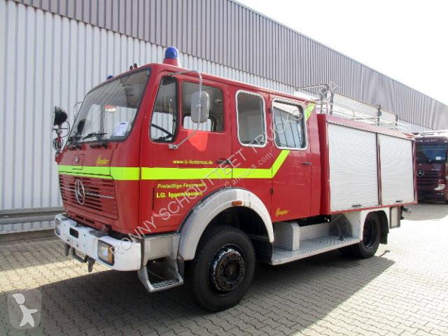Voir les photos Véhicule utilitaire Mercedes S 1019 AF 4x4 1019 AF 4x4, TLF 16/25, Feuerwehr