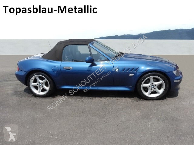 Zobaczyć zdjęcia Pojazd dostawczy BMW Z3 3.0 Roadster   3.0 Roadster, mehrfach VORHANDEN!