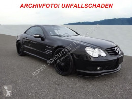 Mercedes SL 55 AMG Roadster 55 AMG, (UNFALLSCHADEN!!!) voiture coupé occasion