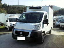 Fiat Ducato used negative trailer body refrigerated van