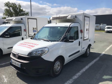 Fiat Doblo HDI 100cv used negative trailer body refrigerated van