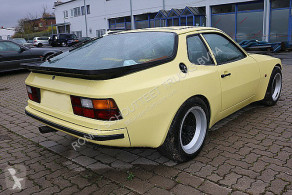 Voiture berline Porsche 924 924 Turbo, Schiebedach SHD/eFH./Radio