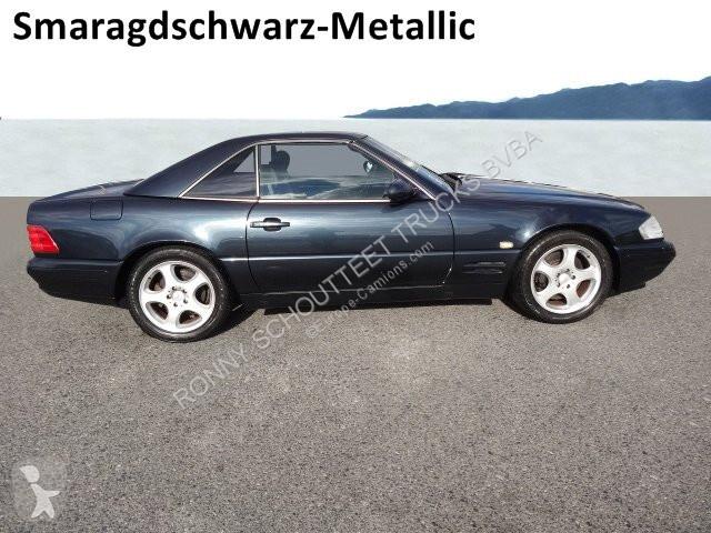 Zobaczyć zdjęcia Pojazd dostawczy Mercedes SL 320  320 Roadster, mehrfach VORHANDEN! R-CD