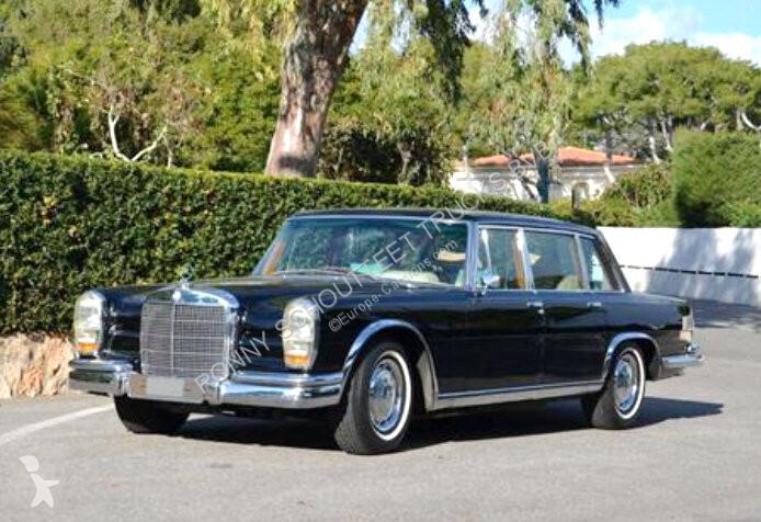 View images Mercedes 600 SWB 600 SWB mit Trennscheibe und Schiebedach van