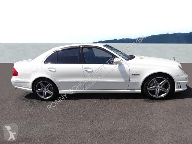 Voir les photos Véhicule utilitaire Mercedes E 63 AMG Limousine E63 AMG 7-Gang Automatik eFH.