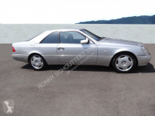 Mercedes CL S 600 Coupe, 600 letzte Serie S 600 Coupe, 600 letzte Serie bil grubevogn brugt