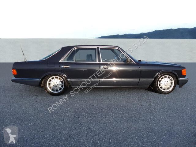 Voir les photos Véhicule utilitaire Mercedes 300 SE 300 SE, mehrfach vorhanden Autom./Klima