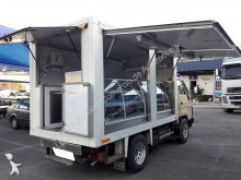 Toyota Dyna 150 used positive trailer body refrigerated van