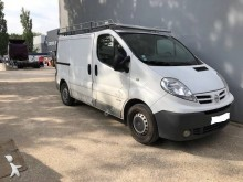 Nissan Primastar 115 DCI fourgon utilitaire occasion
