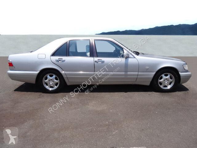 Vedere le foto Veicolo commerciale Mercedes S 500 Limousine S 500 Limousine, mehrfach VORHANDEN!