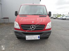Mercedes Sprinter 515 DOUBLE CABINE 3T5 utilitaire benne occasion