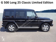 Mercedes G 500 L G 500 Long 25 Classic lim. Edition Klima voiture berline occasion