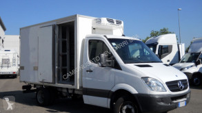 Used insulated refrigerated van Mercedes 411 SPRINTER