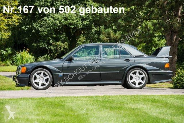 Voir les photos Véhicule utilitaire Mercedes 190 2.5 16V Evo II  2.5 16V Evo II , Nr.167 von 502 gebauten