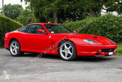 Ferrari sedan car 550 Maranello Maranello Scheckheftgepflegt
