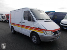 Mercedes Sprinter used cargo van