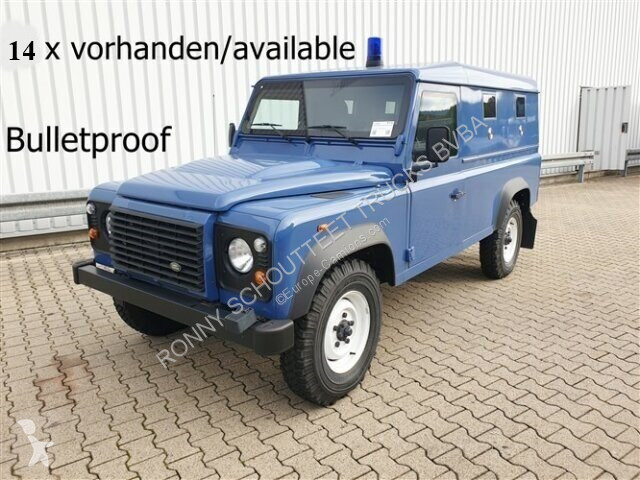 Zobaczyć zdjęcia Pojazd dostawczy Land Rover Defender Armored  110 HAT 2,2 DT 4 LAND ROVER  110 HAT 2,2 DT 4, Armored