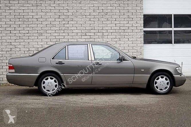 Voir les photos Véhicule utilitaire Mercedes 300 SE Limousine 300 SE 3,2l, Limousine Autom.