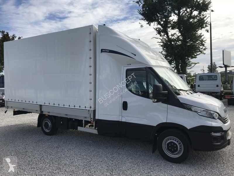 Zobaczyć zdjęcia Pojazd dostawczy Iveco Daily 35S18