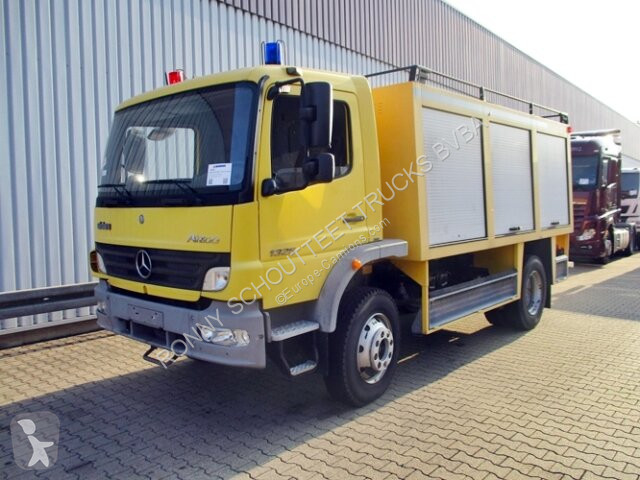 View images Mercedes Atego 1325 AF 4x4 Workshop truck  1325 AF 4x4 Workshop truck van