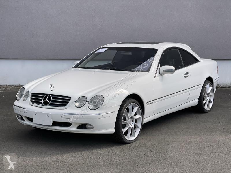 Voir les photos Véhicule utilitaire Mercedes CL 600 Coupe  600 Coupe V12, mehrfach VORHANDEN!