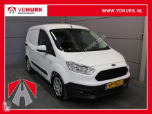 Ford Transit € 75,- p/m* 1.5 TDCI Trend Schuifdeur/Navi/Alarm/Airco/Cr fourgon utilitaire occasion