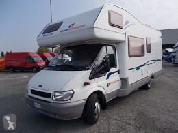 Ford Transit CAMPER camping-car occasion