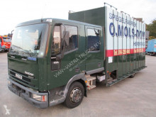 Iveco 100E18 Glas / Glass Transporter Double cab