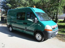 Fourgon utilitaire occasion Renault Master 2.5 DCI 100