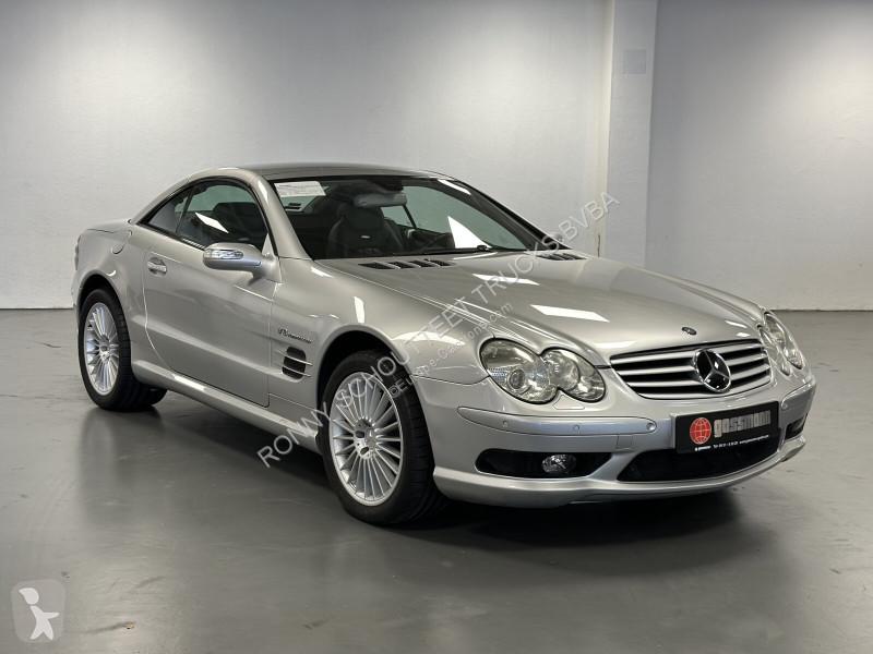 Voir les photos Véhicule utilitaire Mercedes SL 55 AMG Roadster  55 AMG Roadster, mehrfach VORHANDEN!