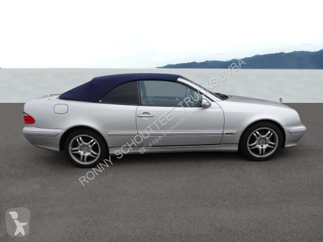 Voir les photos Véhicule utilitaire Mercedes CLK 320 Cabrio  320 Cabrio, Avantgarde Autom.
