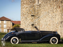 Voiture cabriolet Mercedes 220 A, Cabriolet A, Cabriolet