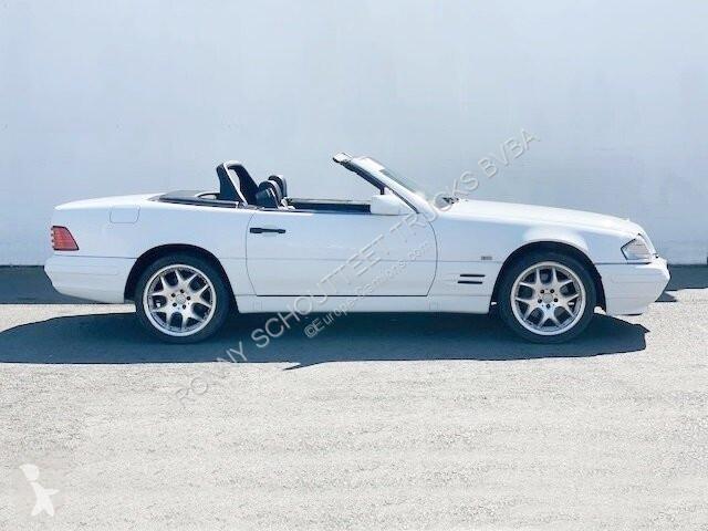 Voir les photos Véhicule utilitaire Mercedes SL 600 Roadster Restaurierungsobjekt 600 Roadster Restaurierungsobjekt