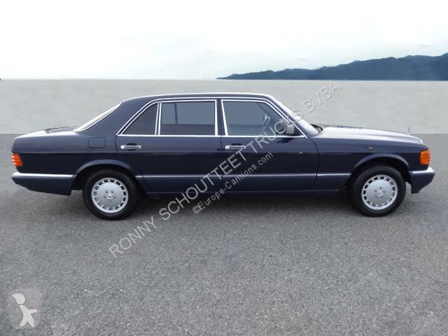 Ver las fotos Furgoneta Mercedes 560 SEL  SEL, mehrfach VORHANDEN! Autom./eFH.