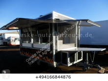 Remolque Verkaufsanhänger Multitrailer MT 4 tienda usado