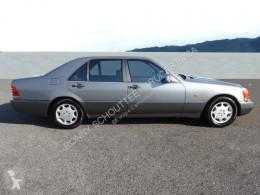 Mercedes S 500 Limousine lang S 500 lang, mehrfach VORHANDEN! voiture berline occasion