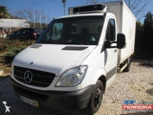 Mercedes Sprinter 518 CDI used insulated refrigerated van