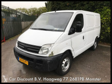 LDV Maxus 2.5 CRD 2.8T 277.212km NAP 12-2007 fourgon utilitaire occasion