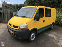 Renault Master T28 2.5DCI 261.799km NAP dubbele cabine trekhaak fourgon utilitaire occasion