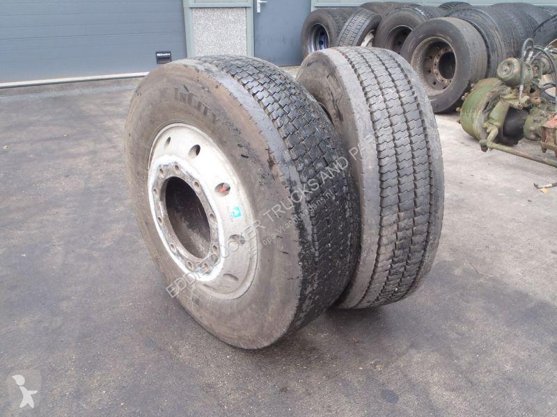 Zobaczyć zdjęcia Pojazd dostawczy Michelin 275-70 R22.5